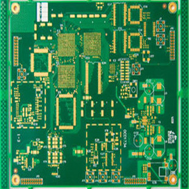 High Precision Multilayers Reliable PCB Circuit Board, Impedance Control PCB Circuit Board